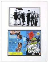 Monty Python Cast Signed Photo Display